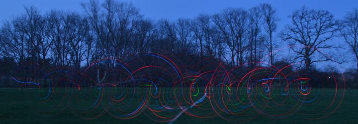 Light-Painting-Circles